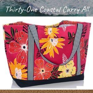 NWT Thirty One Coastal Carry All